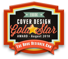 "Gold star cover award for ""Tales for my dog"""